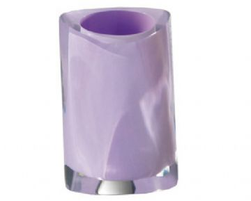 Gedy Twist Freestanding Tumbler Lilac 4698-79